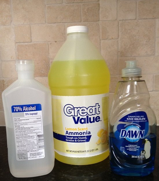 Diy How To Make Homemade Glass Cleaner Going Evergreen