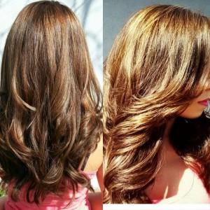 Chamomile Hair Lightener