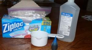 DIY Homemade Ice Pack