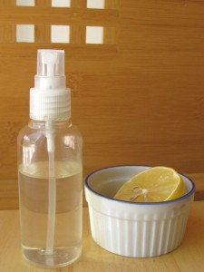 DIY Natural Lightener Spray