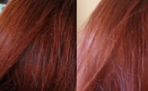 Egg and Vinegar Hair Lightener
