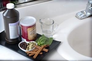 Homemade Antiseptic Mouthwash Recipe