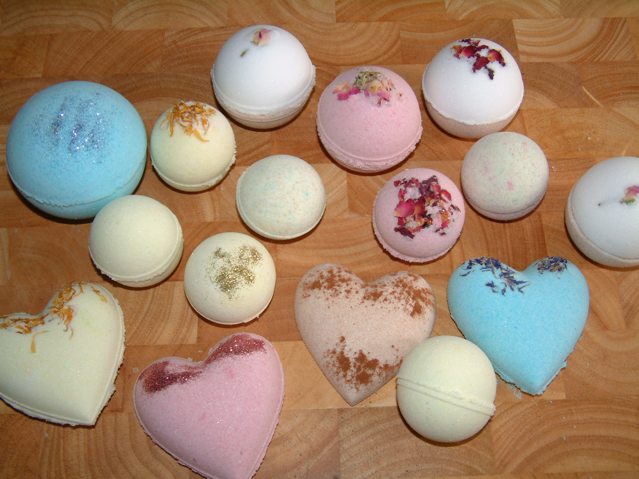 Homemade bath bombs easy recipe