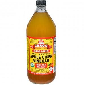 Mouthwash with Apple Cider Vinegar