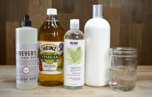 Natural Dog Shampoo Recipe