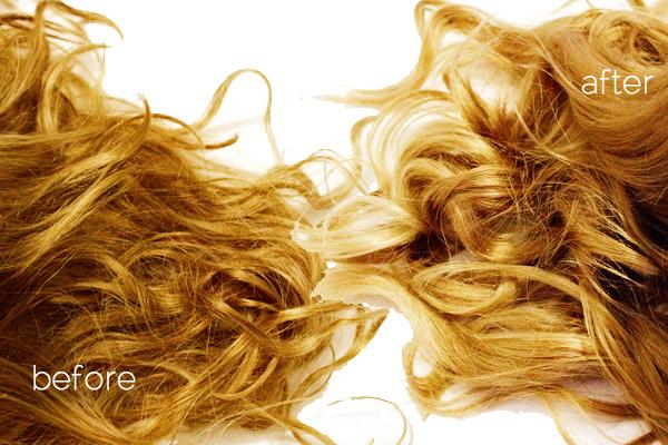 How To Lighten Hair Naturally Going Evergreen