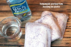 Witch Hazel Ice Pack