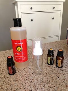 How To Make Your Own Hand Sanitizer Going Evergreen
