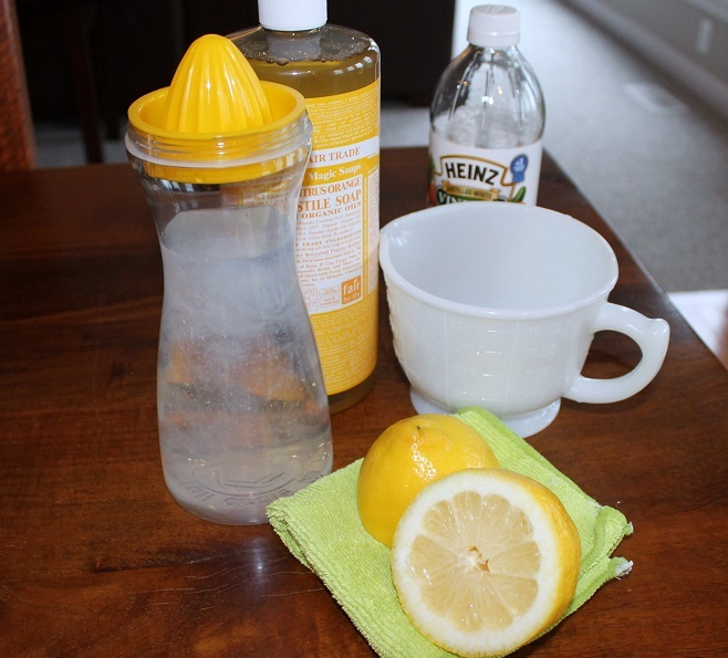 Homemade All Purpose Cleaner Recipes Going Evergreen