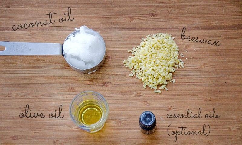 How to make Homemade Hair Pomade