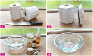 Homemade Wipes to Remove Makeup Naturally