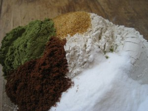 Herbal Neem Tooth Powder